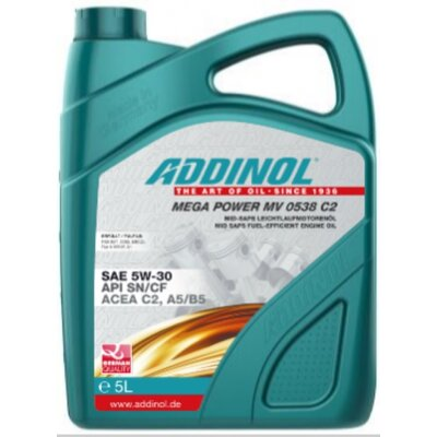 ADDINOL MEGA POWER MV 0538 C2