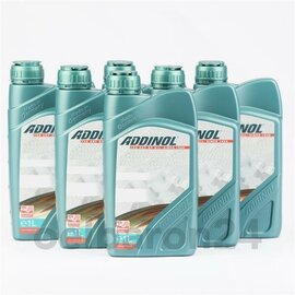 ADDINOL GIGA LIGHT MV 0530 LL / 6x 1 Liter Flasche