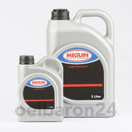 Meguin Surface Protection SAE 5W 30 / 5 Liter Kanister +...