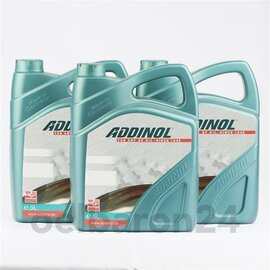 ADDINOL MEGA POWER MV 0538 C2 / 3x 5 Liter Kanister
