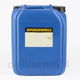 Speedwell SMB Lube FE-X SAE 10w 40 / 20 Liter Kanister
