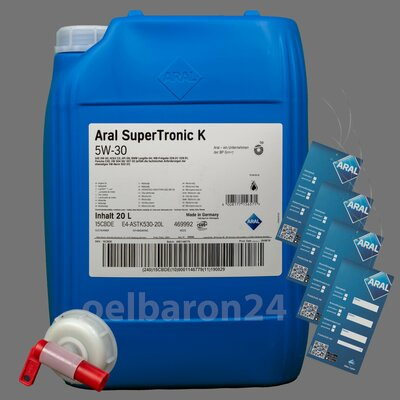 Aral SuperTronic K 5W-30